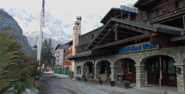 Hotel Mont Blanc - Courmayeur
