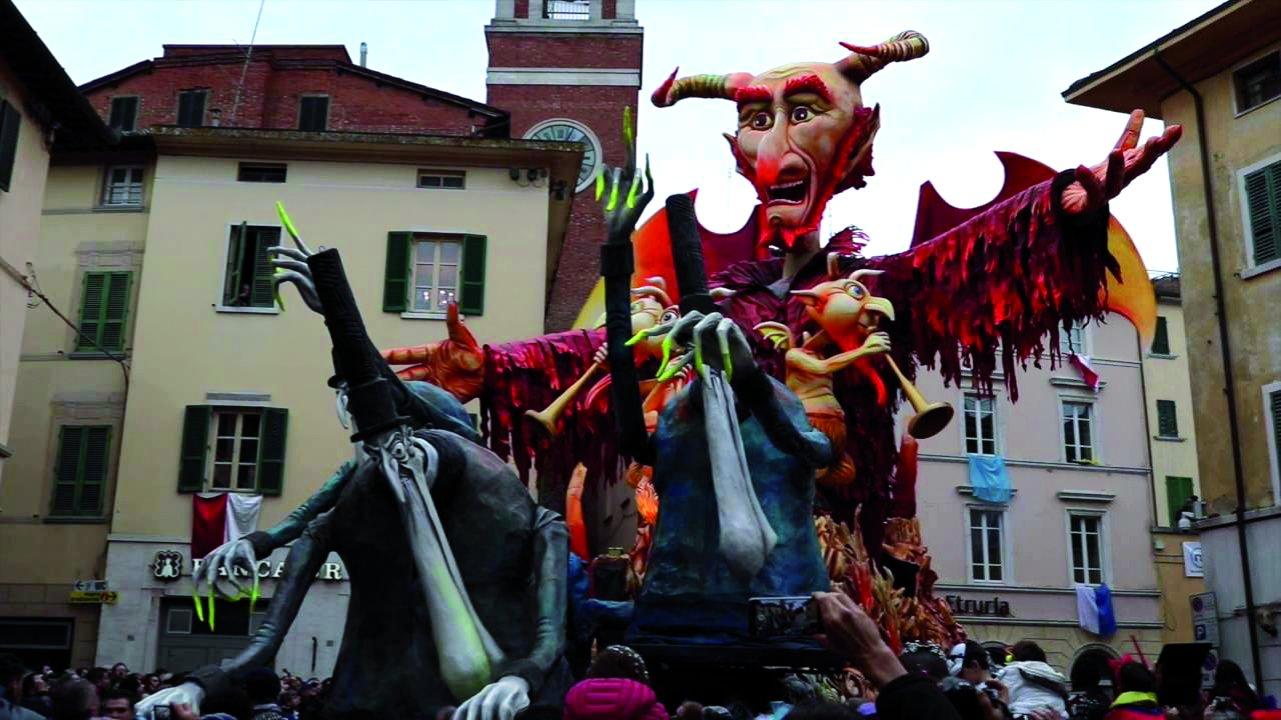 Carnevale FOIANO della CHIANA