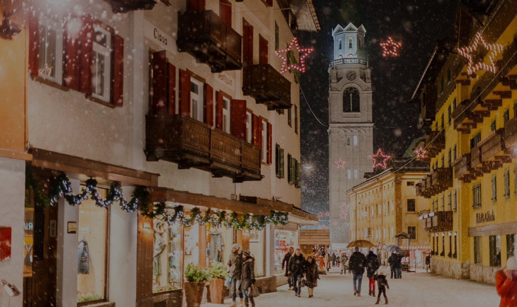 Natale a Cortina d