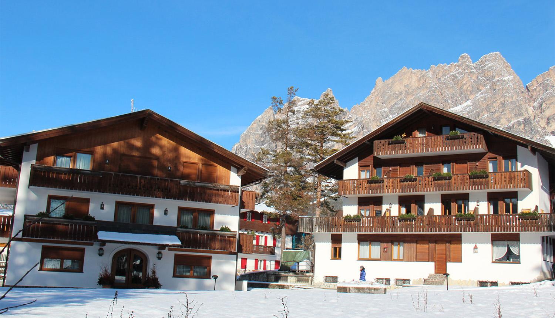 Hotel Capannina Cortina d