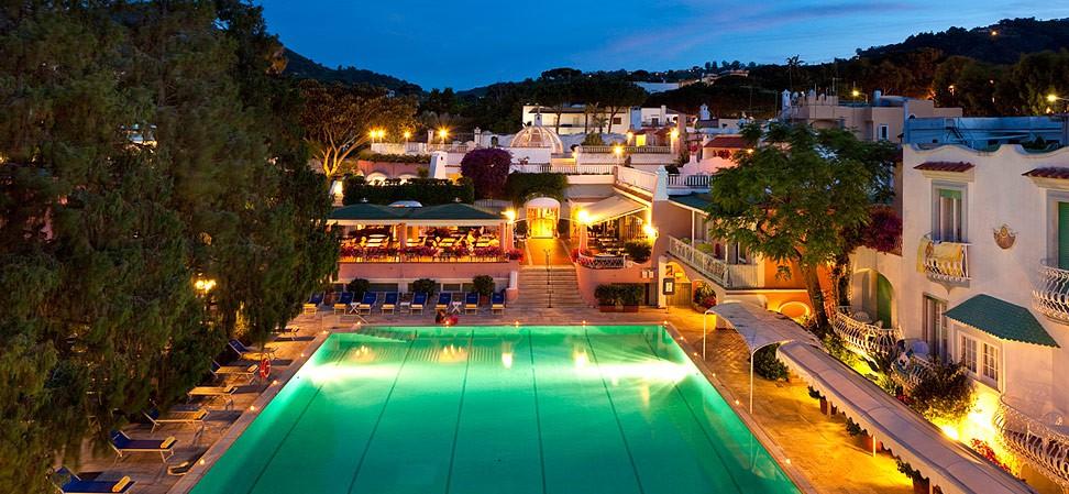 Hotel Continental - Ischia porto