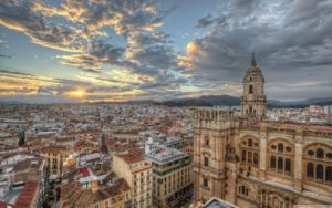Andalusia-city-sunset-scenery