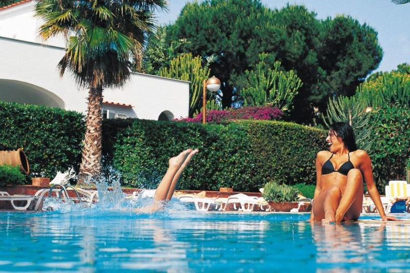 Grand Hotel Terme di Augusto - Lacco Ameno -Ischia