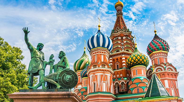 Mosca e S.Pietroburgo