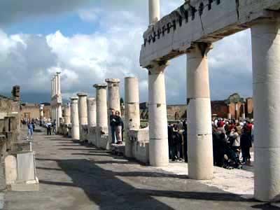 Pompei 7 Aprile