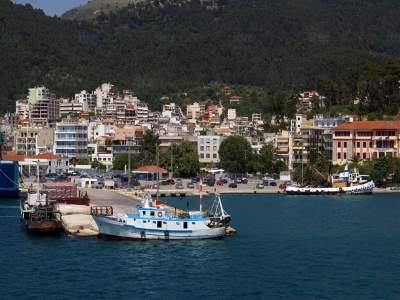 Thesprotia-Igoumenitsa
